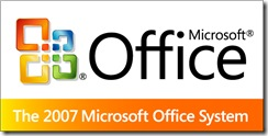 Office 2007 System logo