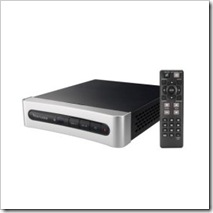 Digital TV converter box...first impressions
